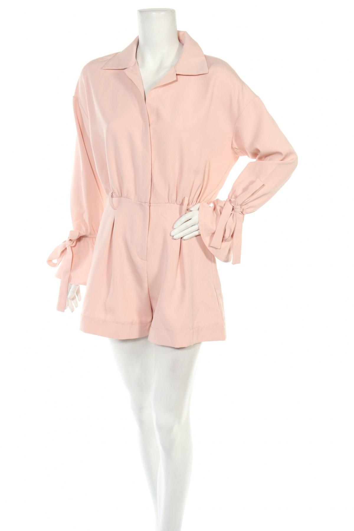 Γυναικεία σαλοπέτα Missguided, Μέγεθος S, Χρώμα Ρόζ , 97% πολυεστέρας, 3% ελαστάνη, Τιμή 12,57€