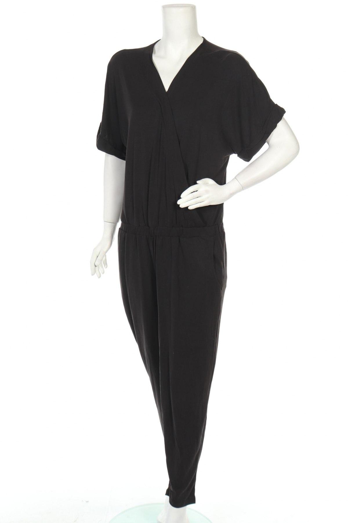 Γυναικεία σαλοπέτα Urban Classics, Μέγεθος M, Χρώμα Μαύρο, 77% μοντάλ, 23% πολυεστέρας, Τιμή 13,68€