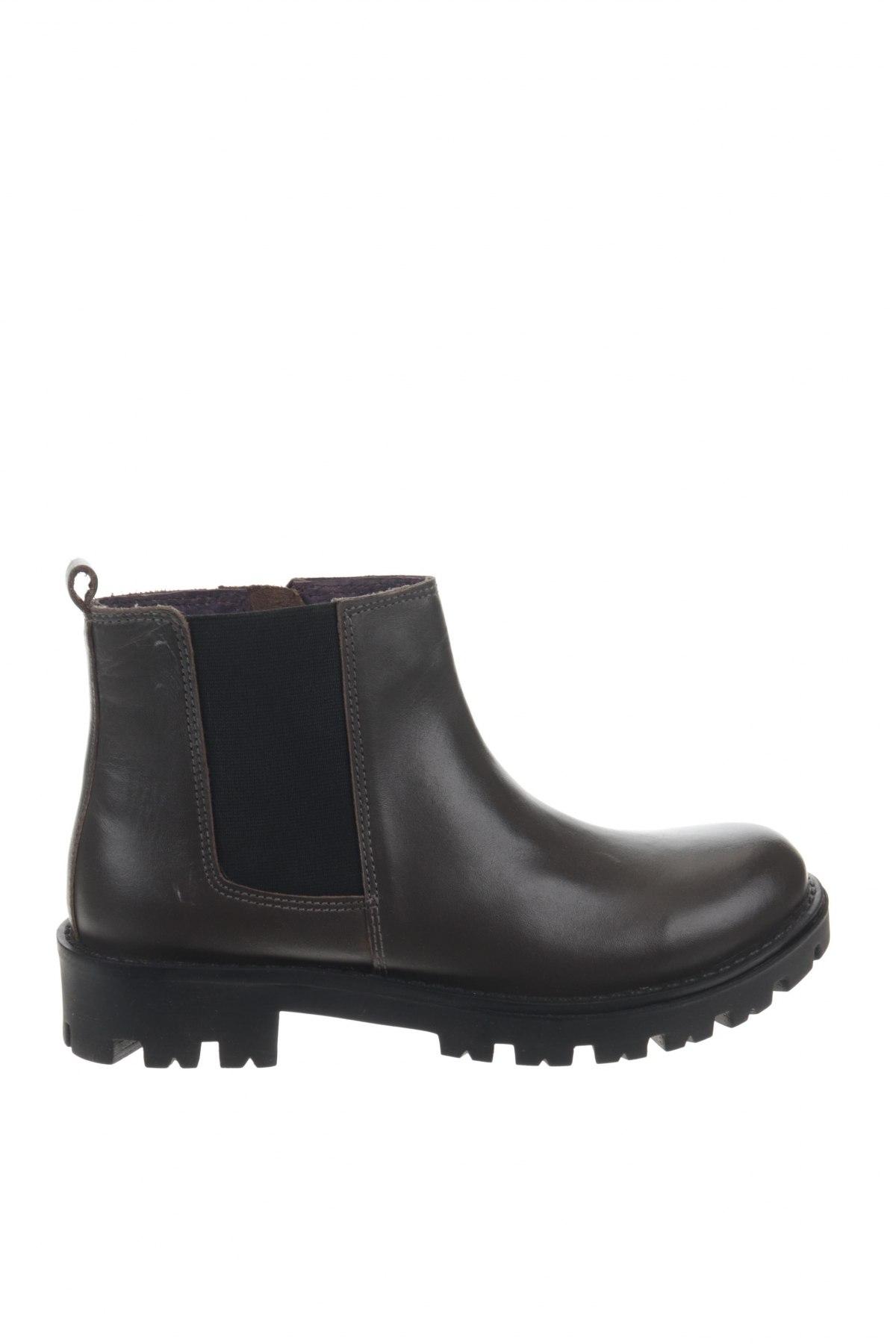 Детски обувки Gioseppo, Размер 34, Цвят Зелен, Естествена кожа, Цена 29,28лв.