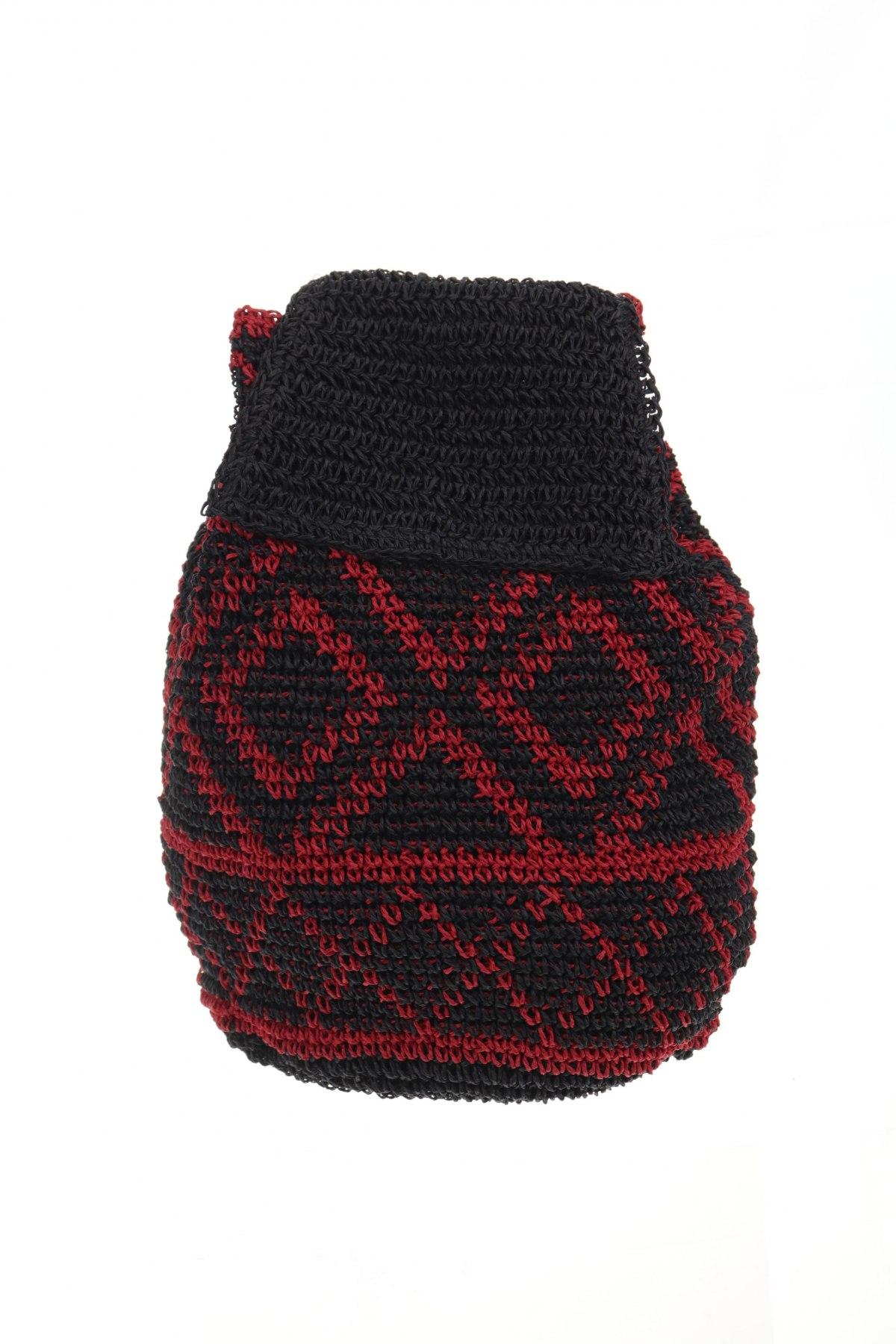 Раница Reserved, Цвят Черен, Текстил, Цена 21,00лв.
