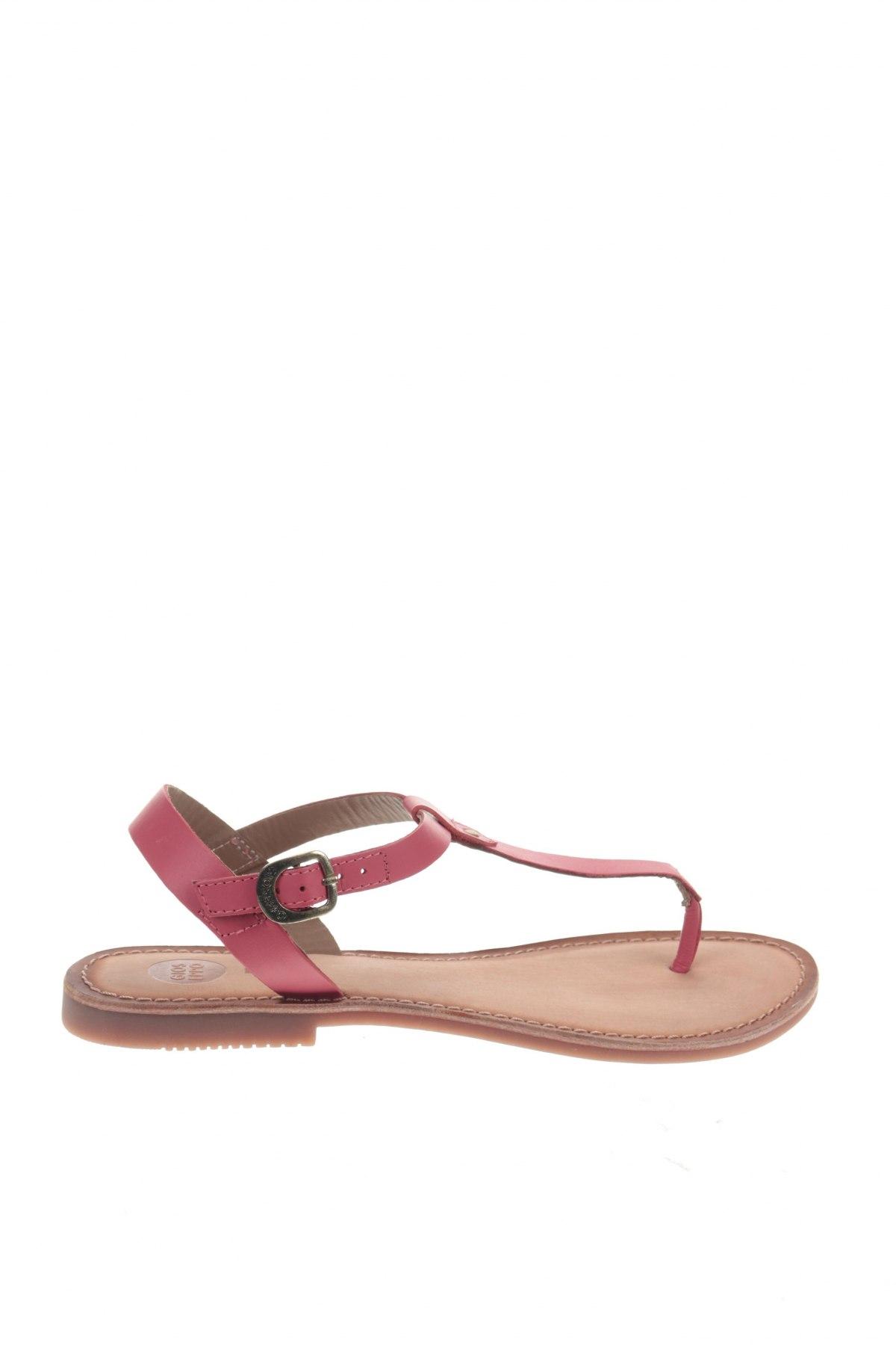 Сандали Gioseppo, Размер 38, Цвят Розов, Естествена кожа, Цена 33,82лв.
