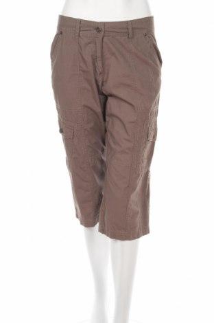 Дамски панталон Charles Vogele, Размер S, Цвят Кафяв, Цена 6,12лв.