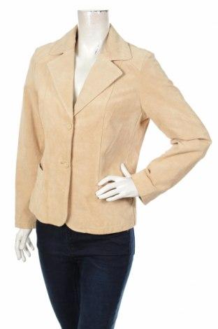 Дамско кожено сако Designer S