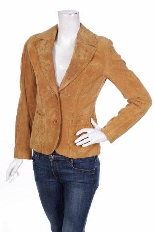 Дамско кожено сако H&M Divided