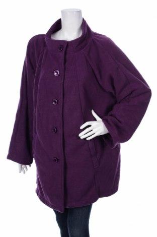 Дамско поларено палто