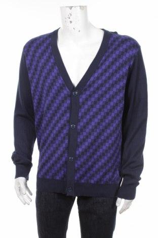 Jachetă tricotată de bărbați Kenvelo
