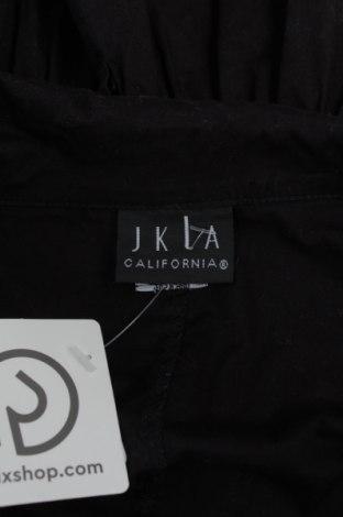 Γυναικείο πουκάμισο Jkla California, Μέγεθος M, Χρώμα Μαύρο, 97% βαμβάκι, 3% ελαστάνη, Τιμή 9,28€