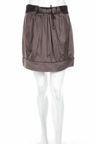 Пола Cynthia  Steffe, Размер M, Цвят Сив, 60% памук, 40% коприна, Цена 22,20лв.