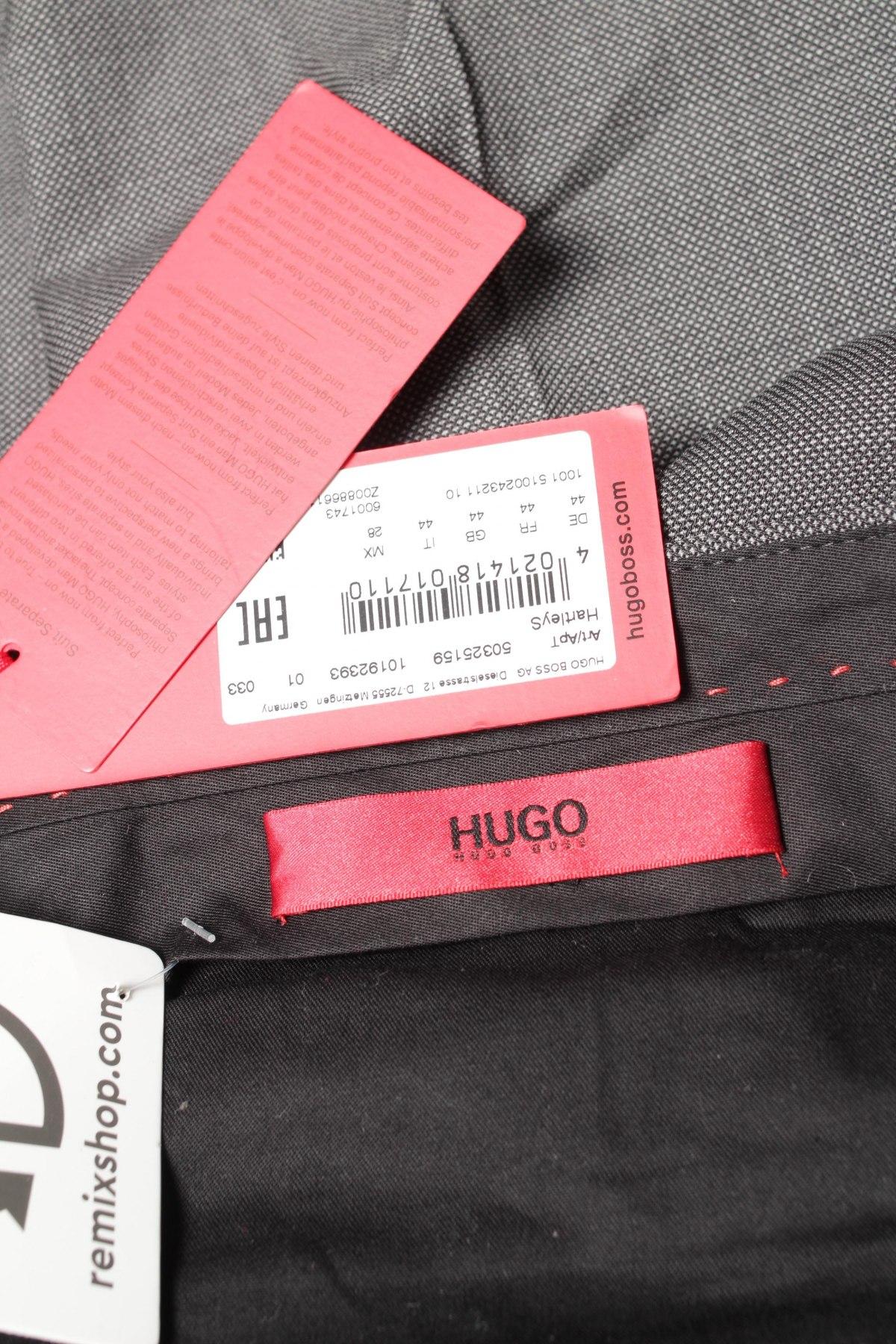 klassische Passform online zum Verkauf günstiger Preis Męskie spodnie Hugo Boss - kup w korzystnych cenach na Remix ...