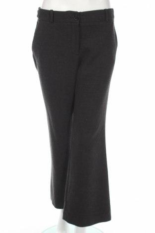 Дамски панталон Loft By Ann Taylor, Размер L, Цвят Сив, 47% вискоза, 44% полиестер, 5% памук, 4% еластан, Цена 8,31лв.