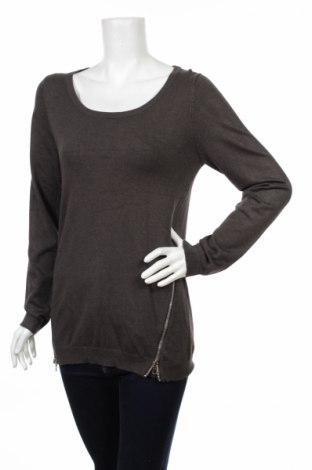 Дамски пуловер Anis White