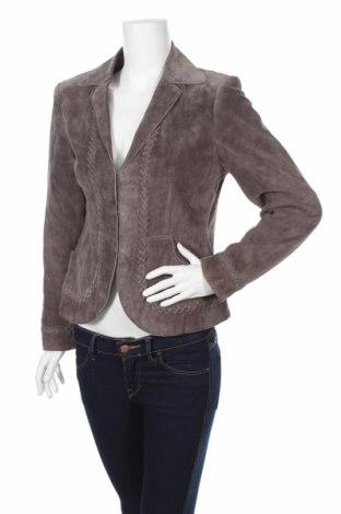 Дамско кожено сако Anne Klein