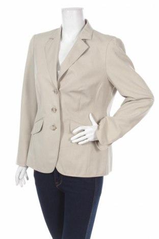 Дамско сако Canda, Размер M, Цвят Сив, Полиестер, Цена 8,57лв.