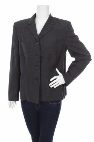 Дамско сако Marc Aurel, Размер L, Цвят Сив, 55% полиестер, 45% вълна, Цена 12,56лв.