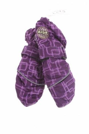 Children gloves for winter sports
