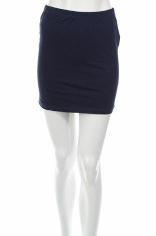 Φούστα Kul Ladies, Μέγεθος XS, Χρώμα Μπλέ, 95% βαμβάκι, 5% ελαστάνη, Τιμή 6,19€