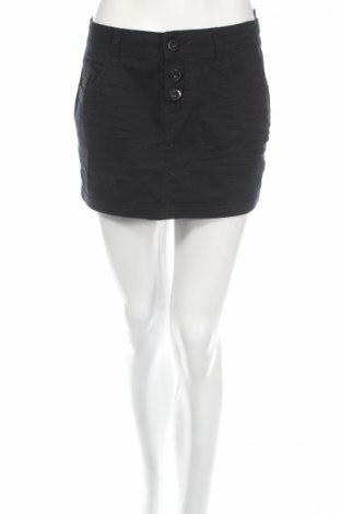 Пола Review, Размер S, Цвят Черен, 98% памук, 2% еластан, Цена 25,48лв.