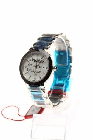 Часовник Burgi, Цвят Сив, Метал, Цена 179,80лв.