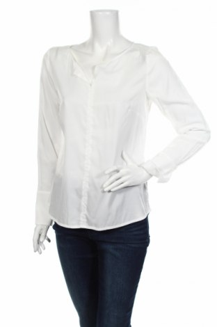 Bluză de femei Comma,, Mărime M, Culoare Alb, 55% viscoză, 45% poliester, Preț 47,81 Lei