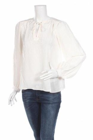 Bluză de femei Postyr, Mărime XS, Culoare Ecru, Viscoză, Preț 47,81 Lei