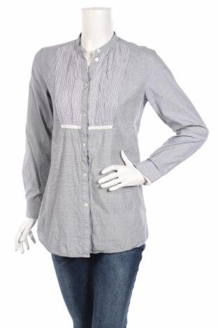 Дамска риза Esprit, Размер S, Цвят Син, Памук, Цена 4,25лв.