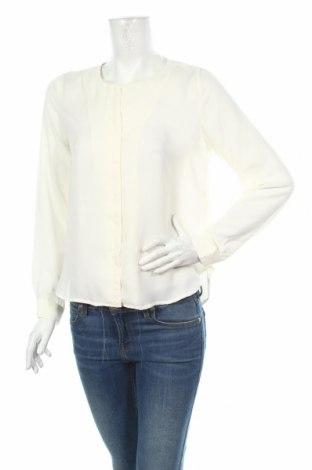 Дамска риза Only, Размер S, Цвят Екрю, Полиестер, Цена 9,66лв.