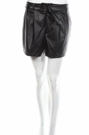 Γυναικείο κοντό δερμάτινο παντελόνι Missguided