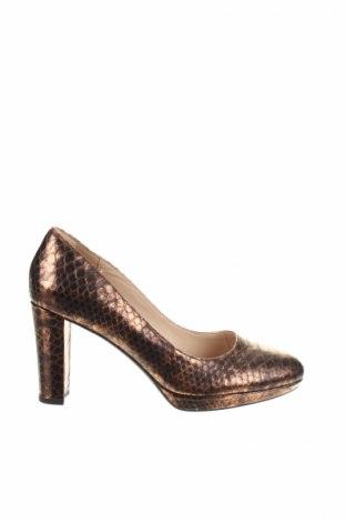 Γυναικεία παπούτσια Clarks, Μέγεθος 41, Χρώμα Καφέ, Γνήσιο δέρμα, Τιμή 19,48€