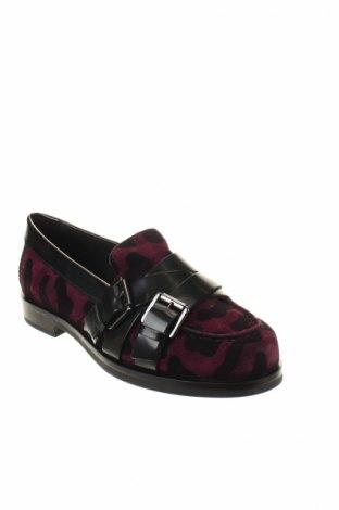Дамски обувки Geox, Размер 35, Цвят Лилав, Естествена кожа, Цена 126,75лв.