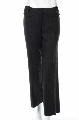 Дамски панталон Ann Taylor, Размер M, Цвят Черен, 73% вълна, 24% вискоза, 2% еластан, 1% други тъкани, Цена 10,76лв.