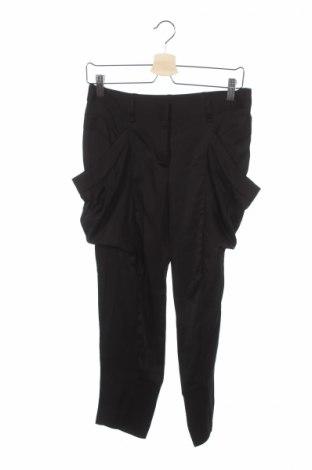 Дамски панталон BCBG Max Azria, Размер S, Цвят Черен, Цена 20,50лв.