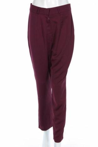 Γυναικείο παντελόνι Boohoo, Μέγεθος M, Χρώμα Βιολετί, Πολυεστέρας, Τιμή 5,67€