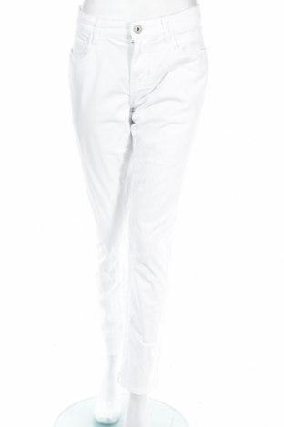 Дамски панталон Izod, Размер L, Цвят Бял, Памук, Цена 3,36лв.