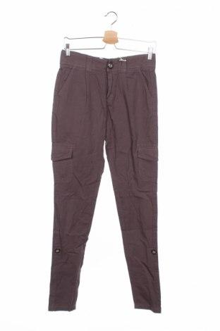 Дамски панталон Miss Sixty, Размер S, Цвят Сив, Памук, Цена 25,42лв.