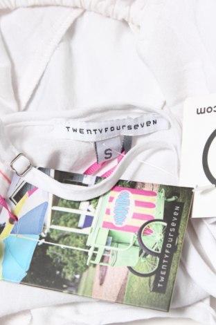 Дамски потник Twentyfourseven, Размер S, Цвят Бял, Вискоза, Цена 6,16лв.