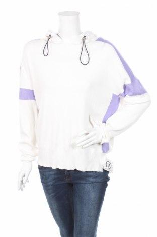 Дамски пуловер, Размер L, Цвят Бял, Цена 13,57лв.