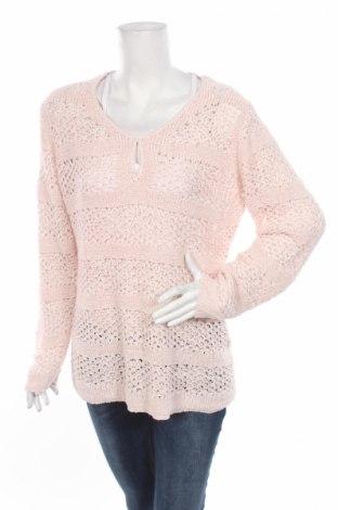 Дамски пуловер Ane Mone, Размер XL, Цвят Розов, 65% акрил, 35% полиамид, Цена 6,50лв.