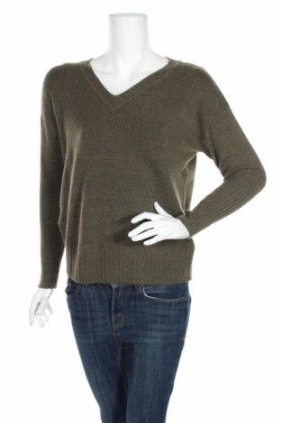 Дамски пуловер Cream, Размер XS, Цвят Зелен, 89% полиестер, 8% полиамид, 3% еластан, Цена 16,80лв.