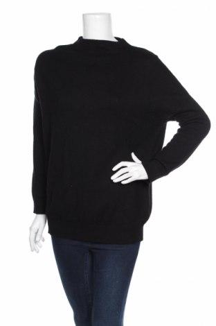 Дамски пуловер Edited, Размер S, Цвят Черен, 60% вискоза, 15% памук, 15% полиамид, 10% вълна, Цена 41,25лв.