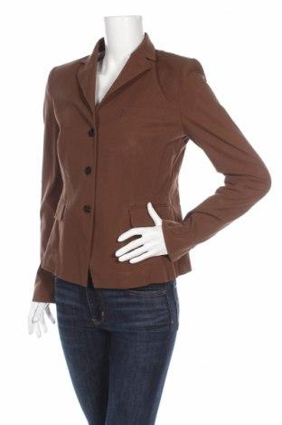 Дамско сако Laurel, Размер M, Цвят Кафяв, 92% памук, 8% еластан, Цена 12,51лв.
