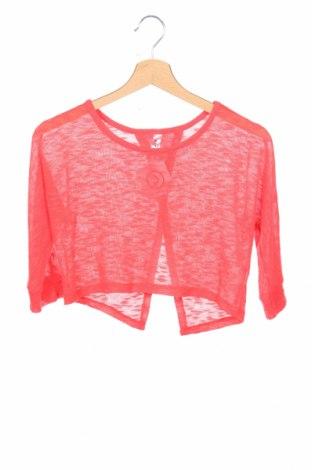 Детска блуза Knit Works, Размер 15-18y/ 170-176 см, Цвят Оранжев, 98% полиестер, 2% еластан, Цена 3,00лв.