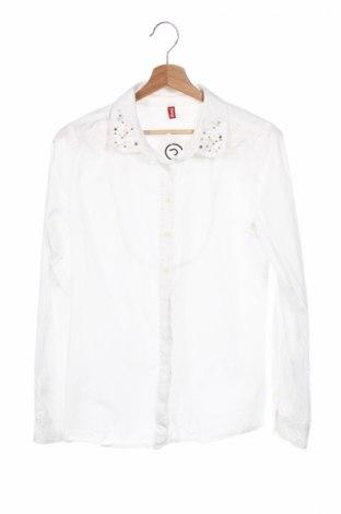 Детска риза Fit-Z, Размер 15-18y/ 170-176 см, Цвят Бял, Памук, Цена 4,00лв.