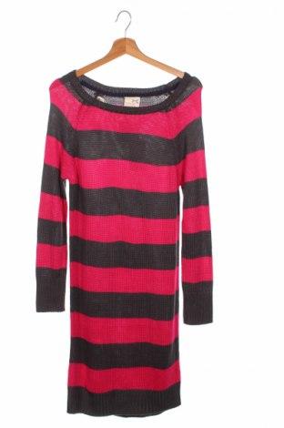 Детска рокля Tommy girl, Размер 13-14y/ 164-168 см, Цвят Розов, Акрил, Цена 15,60лв.