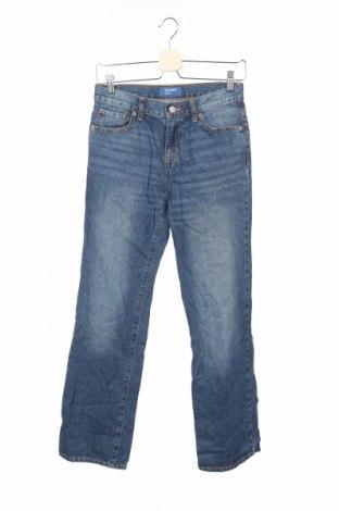 Dziecięce jeansy Old Navy, Rozmiar 13-14y/ 164-168 cm, Kolor Niebieski, 100% bawełna, Cena 19,64zł