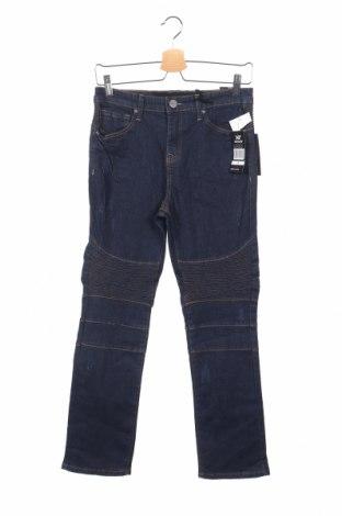 Детски дънки Xray, Размер 15-18y/ 170-176 см, Цвят Син, 70% полиестер, 28% памук, 2% еластан, Цена 9,00лв.