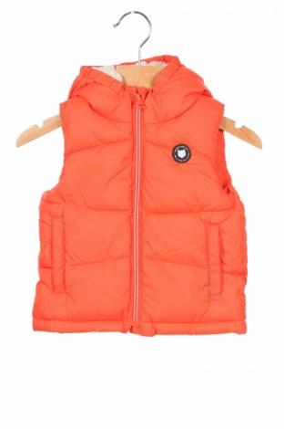 Παιδικό γιλέκο Mango, Μέγεθος 12-18m/ 80-86 εκ., Χρώμα Πορτοκαλί, Πολυεστέρας, Τιμή 21,65€
