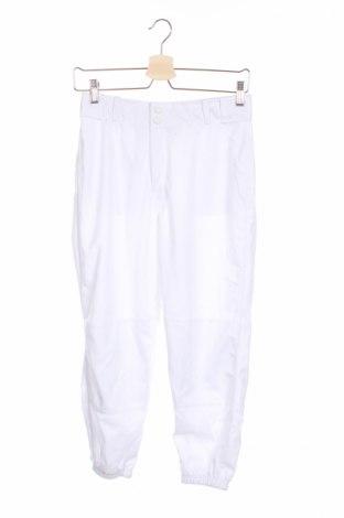 Detské nohavice , Veľkosť 15-18y/ 170-176 cm, Farba Biela, Polyester, Cena  4,08€