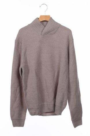 Детски пуловер Original Marines, Размер 13-14y/ 164-168 см, Цвят Сив, 50% акрил, 50% вълна, Цена 17,48лв.