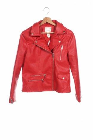 Detská kožená bunda  Zara