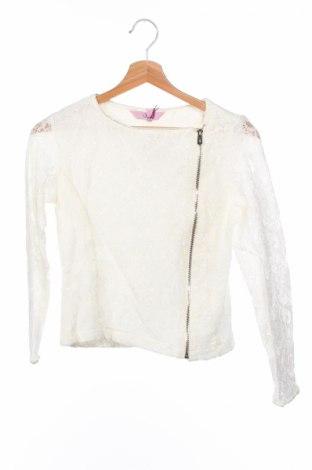 Dětská bunda  Oviesse, Rozměr 12-13y/ 158-164 cm, Barva Bílá, 66% bavlna, 34% polyamide, Cena  238,00Kč